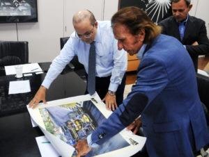 Revitalização do Autódromo de Brasília ganha apoio de peso