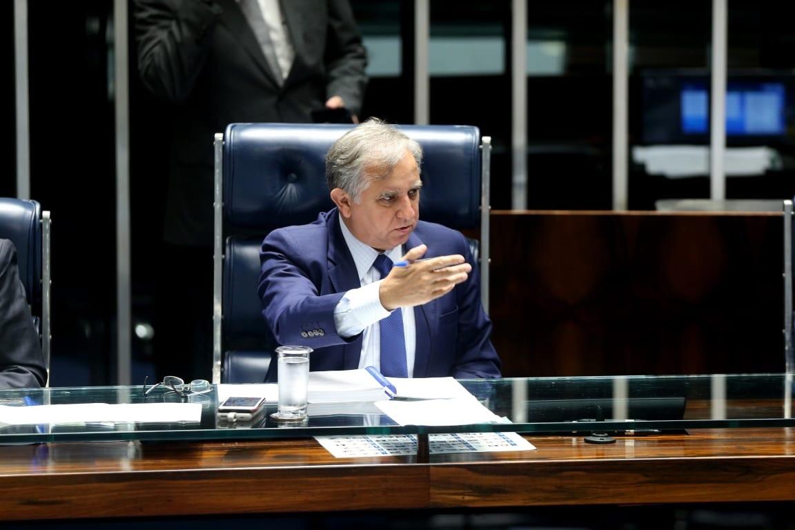 Izalci Lucas aos poucos vai dando lugar de destaque para o DF no Senado