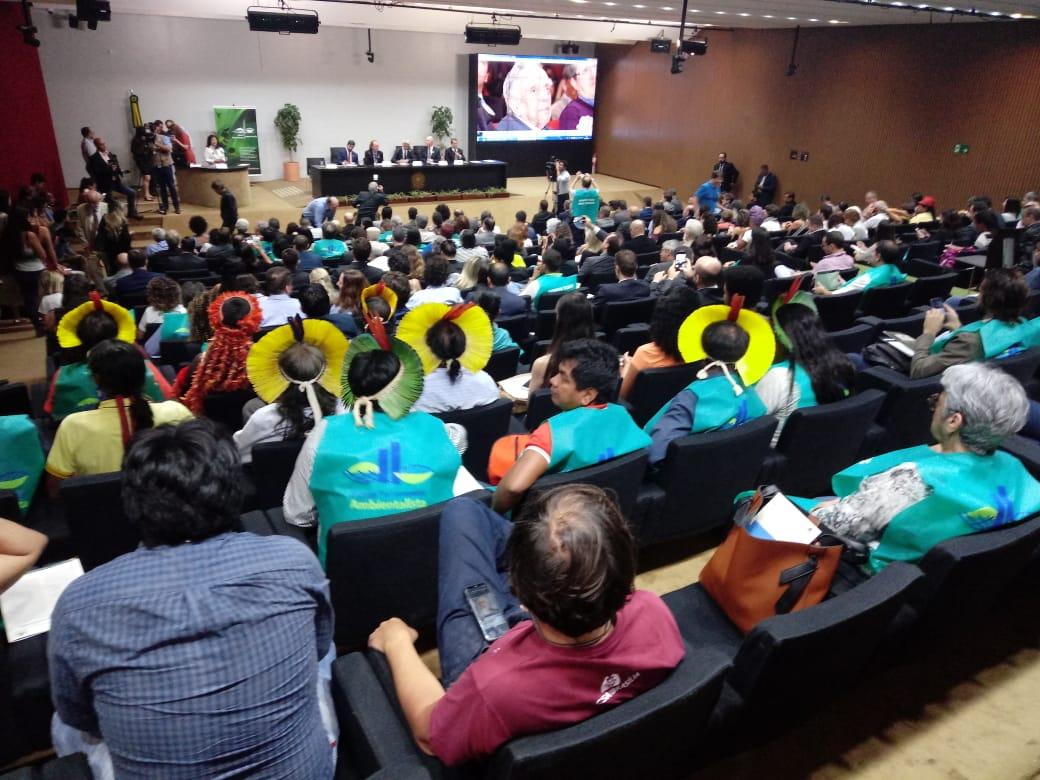 Frente Parlamentar Ambientalista quer combater as tentativas de diminuir a proteção ao meio ambiente