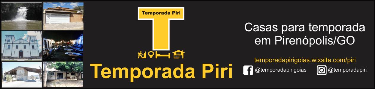banner publicitário temporada