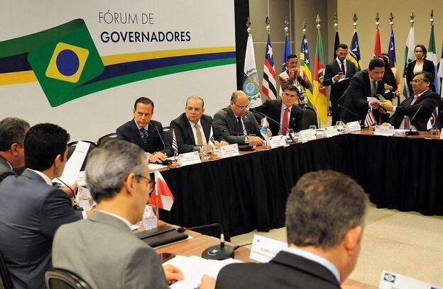 Governo Federal propõe pacto federativo no 3° Fórum dos Governadores