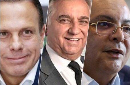 Chapa Dória-Ibaneis pode abrir caminho para Izalci ser o próximo governador