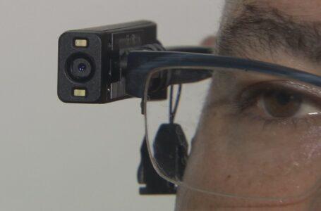 Clínica do DF disponibiliza óculos para deficientes visuais com Inteligência Artificial