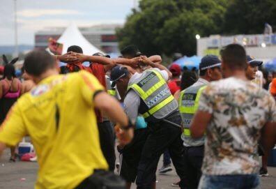 Violência e vandalismo durante o Carnaval deste ano deixa o alerta para as autoridades