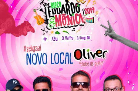 Ressaca de Carnaval com o bloco Eduardo & Mônica no próximo domingo (31)