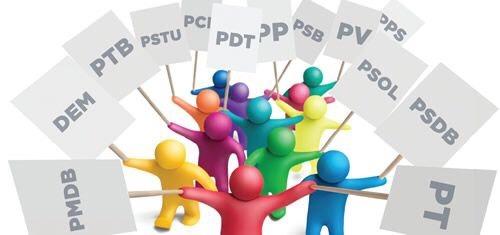 Partidos ignoram denúncias envolvendo seus integrantes