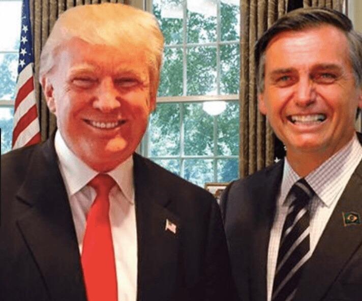 Bolsonaro vai ao EUA se encontrar com Trump no dia 19