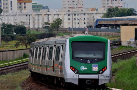 Metrô-DF começa a operar às 5h30 a partir do dia 25