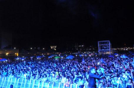 Mais de 20 mil pessoas participaram da festa dos 59 anos de Brasília