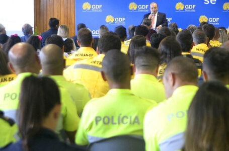 GDF lança campanha de trânsito: Maio Amarelo
