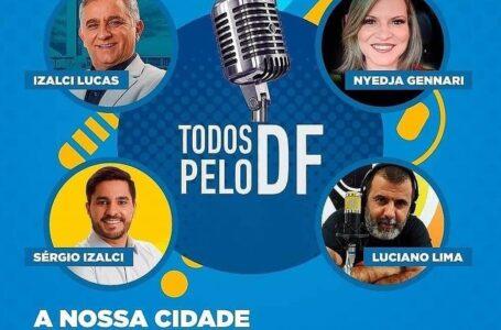 Programa Todos pelo DF comemora os 59 anos de Brasília