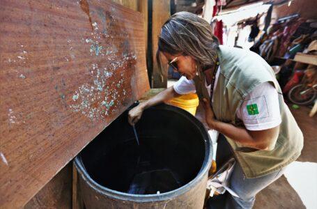 Força-tarefa do GDF inspecionou mais de 350 mil imóveis para combater a dengue