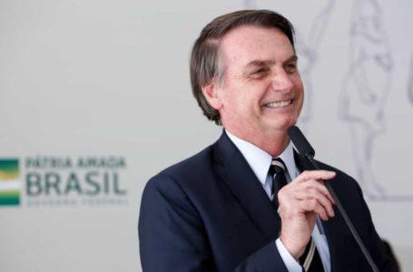 Bolsonaro tem 57,3% de aprovação no DF