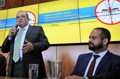 Gustavo Aires fala dos 100 dias do governo Ibaneis e apresenta novidades de sua pasta