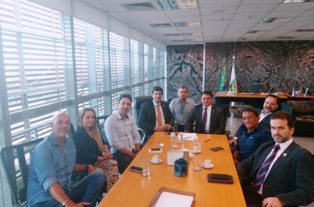"Rafael Prudente recebe blogueiros da ABBP e promete inaugurar a ""Sala de Imprensa Professor Chico"""