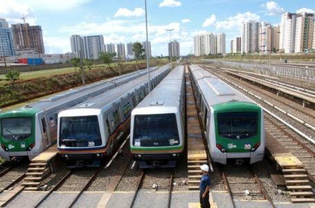 Metrô-DF fará manutenção corretiva em trilhos de Ceilândia neste domingo