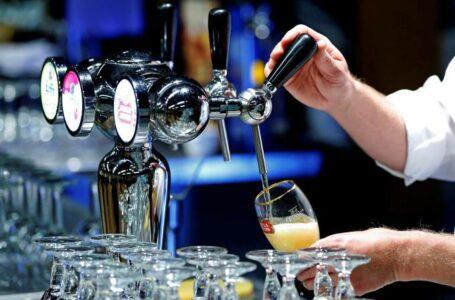 Cervejarias travam batalha sobre tecnologia de barril