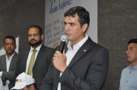 Rafael Prudente é o novo comandante do MDB do Distrito Federal