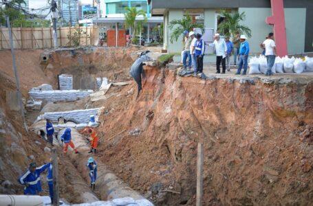 Obras inacabadas de saneamento básico terão prioridade no orçamento