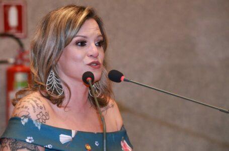 Câmara Legislativa concede título de cidadã honorária para a contadora de história Nyedja Gennari