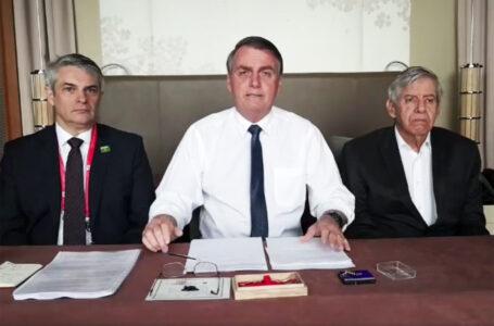 """Bolsonaro diz que militar preso com cocaína em avião da FAB """"pagará um preço alto"""""""