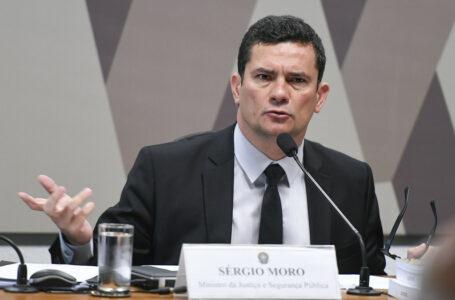 Cidadãos poderão fazer perguntas a Sergio Moro por meio do portal E-Cidadania do Senado