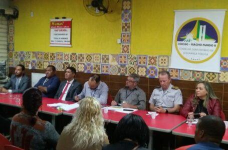 PMDF quer fechar único posto policial do Riacho Fundo II e moradores reclamam