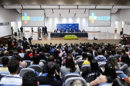500 profissionais reforçam saúde do DF