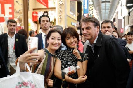 Bolsonaro terá encontros importantes no Japão durante reunião do G-20