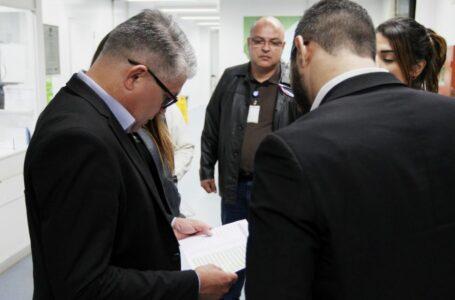 Diretor-presidente do IGESDF faz vistoria surpresa nas UPAs de madrugada