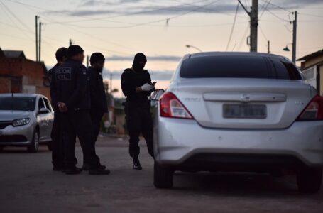 Polícia Civil prende traficantes ligados à Família do Norte (FDN) no DF