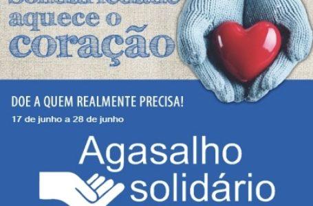 Primeira-dama do DF promove campanha para recolher agasalhos