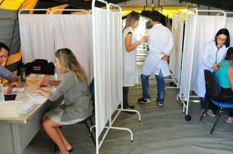 GDF estende prazo de funcionamento das tendas de hidratação para enfrentar à dengue