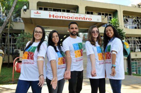 Hemocentro promove campanha Junho Vermelho para manter estoque de sangue estável