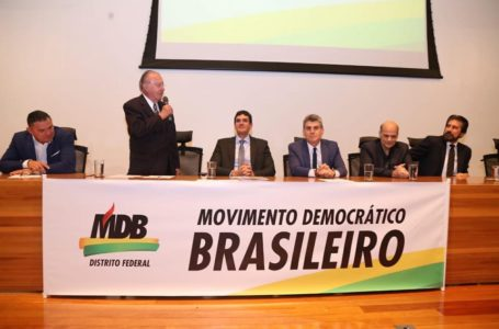 Os bastidores da política brasiliense