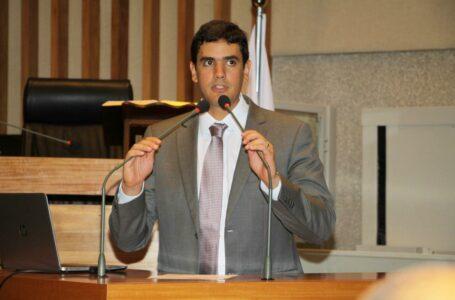 Rafael Prudente assume o comando do MDB na quinta-feira