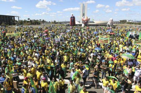 Movimentos promoveram atos em defesa de Moro e a Lava Jato no domingo
