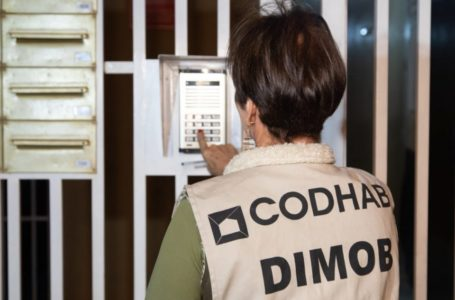 Codhab faz operação em busca de fraudes em programa habitacional