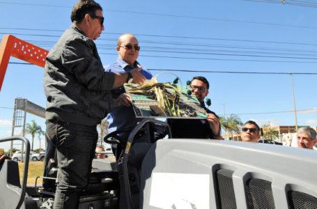 Ibaneis anuncia construção de viaduto no Recanto das Emas