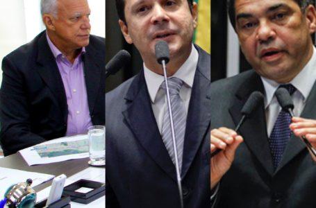 Os bastidores da política em Brasília
