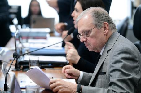 Tasso apresenta parecer da PEC da reforma da Previdência e votação está marcada para dia 4 de setembro na CCJ