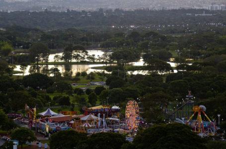 Parque da Cidade passa por obras de revitalização