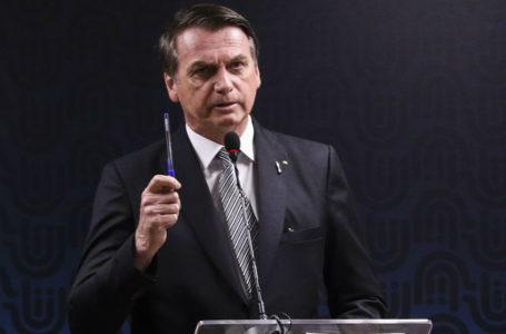 Bolsonaro diz que Brasil vai vencer a crise mundial
