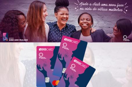 BRBCard lança cartão em parceria com a Mastercard para fomentar o programa Rede Sou + Mulher