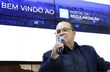 Ibaneis lança Portal da Regularização e pede mais celeridade no processo de regularização de setores e áreas do DF