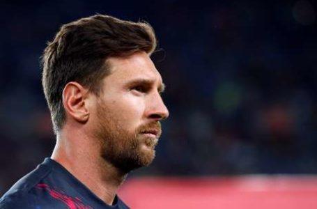 QUEBROU O JEJUM | Messi é escolhido como melhor jogador do mundo pela 6ª vez