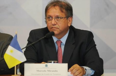 MAIS UM NA CADEIA   PF prende ex-governador do Tocantins Marcelo Miranda em Brasília