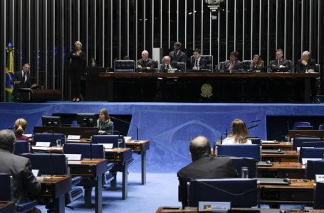Senadores iniciam debates da reforma da Previdência no plenário