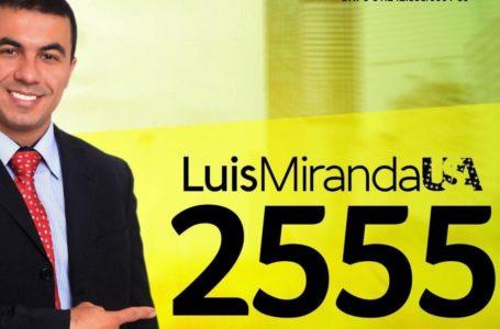 Deputado Luís Miranda ameaçou matar vítimas que o denunciaram