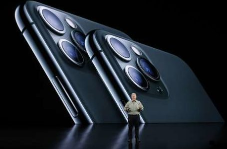 Apple lança nova geração do IPhone
